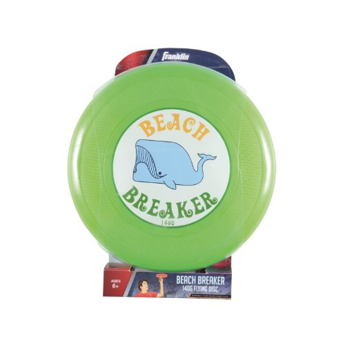 Franklin Sports Beach Breaker 140 Flying Disc - 1