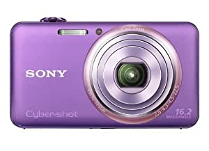Sony Cyber-shot DSC-WX70 16.2 MP Digital Camera with 5x Optical Zoom and 3.0-inch LCD (Violet) (2012 Model)