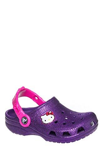Girl's Hello Kitty Glitter Clog
