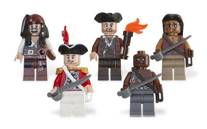 41RfTnjwfRL Cheap Buy  LEGO Pirates of the Caribbean Battle Pack: Jack Sparrow, Scrum, Lieutenant Theodore Grove & 2 Zombie Pirates 853219