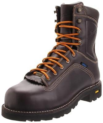 Amazon.com: Danner Men's Quarry 14552 Safety Toe Work Boot