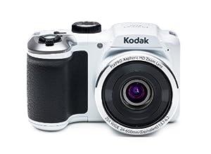 Kodak Astro Zoom AZ251-WH   Digital Camera with 25.0x Optical Image Stabilized Zoom  with 3.0-Inch LCD (White)