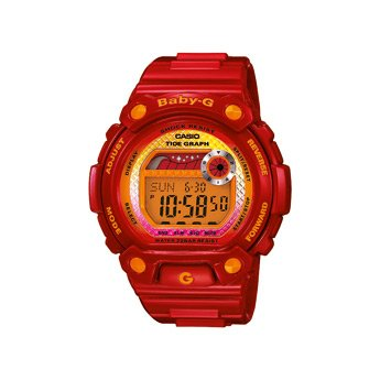 Casio Baby-G BLX-100-4ER Ladies Watch