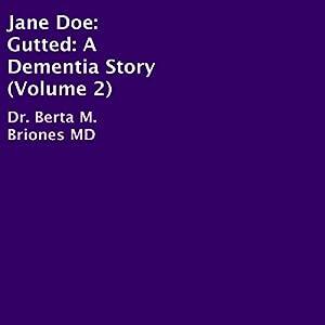 Jane Doe: Gutted Audiobook
