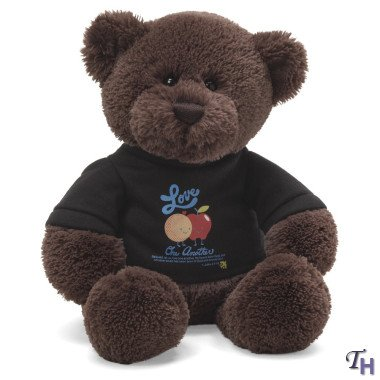 Gund Let God Work Plush Bear