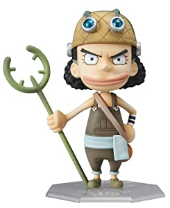 One Piece: Excellent Model Portrait of Pirates Theater Straw 2nd Usopp PVC Figure 1/8 Scale (japan import)