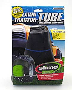 "Slime 30013 Pre Slimed Lawn Tractor Tube 20"" X 8"" by Slime"