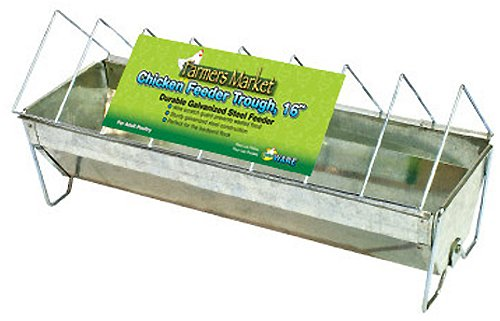 Chicken Feeder Trough