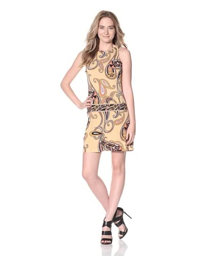 Ali Ro Women's Giada Printed Jersey Dress