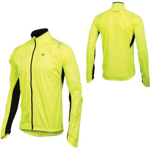 Pearl Izumi Men'S Infinity Jacket, Screaming Yellow/Black, Large