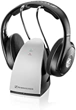 Sennheiser RS120 II RF Wireless On-Ear Headphone with UK/Ireland power supply