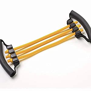 Chest Expander - 50 lb Resistance - Exercise Bands