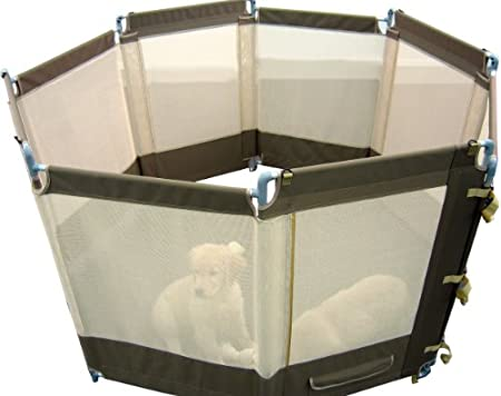 General Cage-Soft Side Dog Exercise Pen