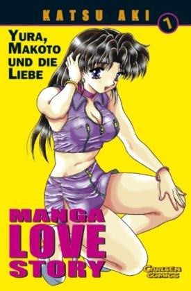 Manga Love Story, Band 7