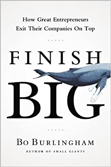 """Are You Going To """"Finish Big""""?"""