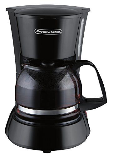 Proctor Silex 48138 4-Cup Coffee Maker