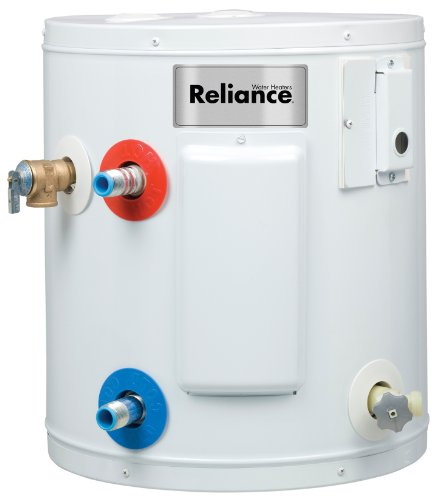 Reliance 6 6 SOMS K 6 Gallon Compact Electric Water Heater (Electric Crawl Space Heater compare prices)