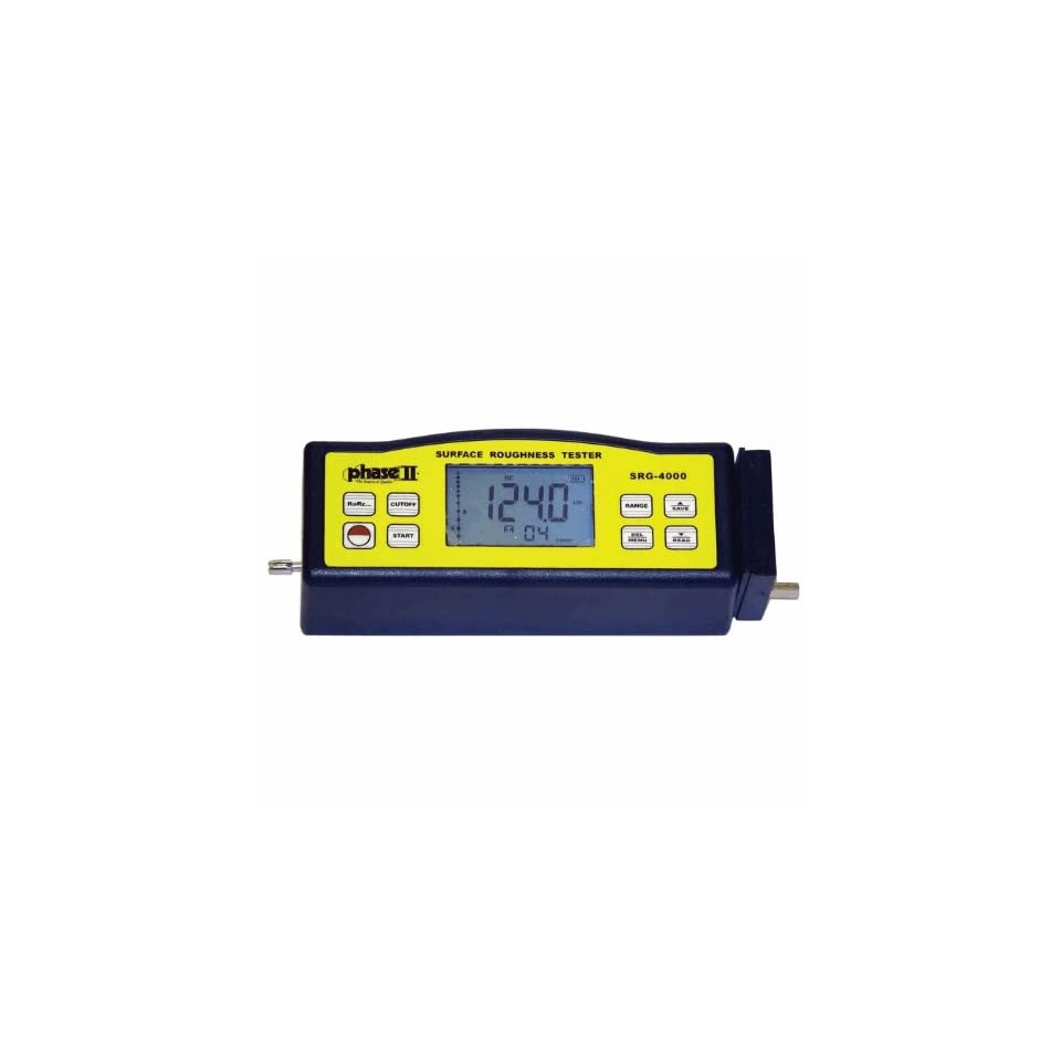Portable Surface Roughness Gauge on PopScreen
