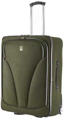 Travelpro Luggage Walkabout Lite 3 26 Inch Exp Rollaboard Suiter, Moss, One Size