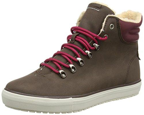ESPRITMika Bootie - Sneaker donna , Marrone (Braun (210 brown)), 37