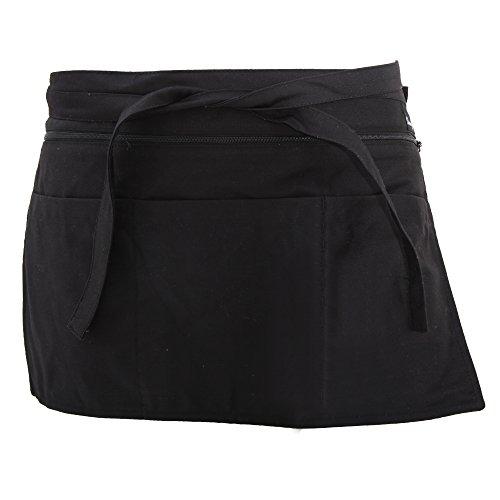 dennys-tablier-de-bistrot-multi-poches-taille-unique-noir