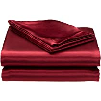 Royal Opulance Satin Sheet Set