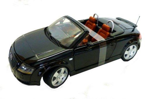 Audi TT Roadster schwarz 1999 Maisto 1:18