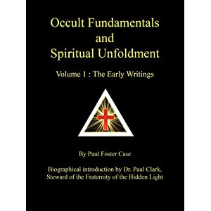 Amazon.com: Occult Fundamentals and Spiritual Unfoldment, Vol. 1 ...