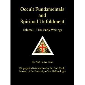 Amazon.com: Occult Fundamentals and Spiritual Unfoldment, Vol. 1 ...