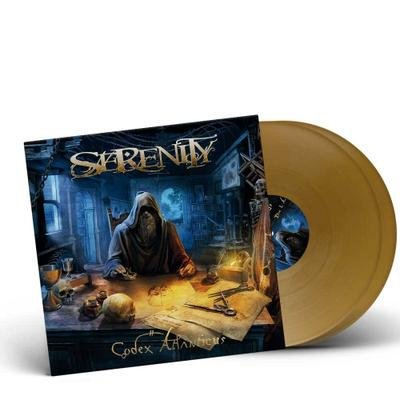SERENITY, Codex atlanticus GOLD VINYL - 2LP