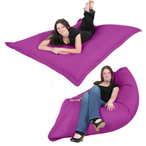 Gilda ® Adult Indoor/Outdoor Multi-position Bean Bag - Purple