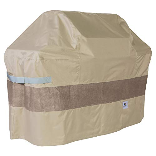 Duck Covers Elegant BBQ Grill Cover, 53-Inch