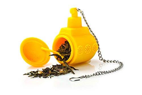 Tea Sub - Yellow Submarine Tea Infuser (1, A)