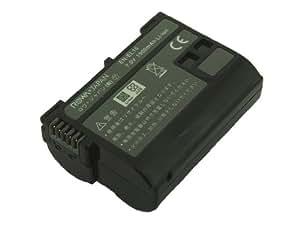 【実容量高】【残量表示&純正充電器対応】 NIKON ニコン D800 D800E D600 D7000 の EN-EL15 互換 バッテリー【ロワジャパンPSEマーク付】
