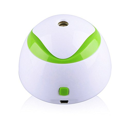 Lenofocus Portable USB Mini Air Humidifier Aroma Diffuser for Car