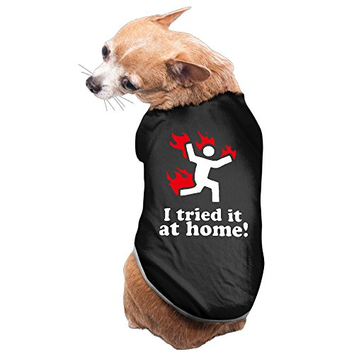 [I Tried It At Home Dog Costume Puppy Jackets] (Patriarchy Costume)