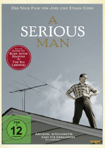 A Serious Man (inkl. Wendecover)