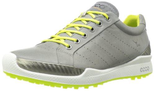Ecco Men S Biom Hybrid Golf Shoe Warm Grey Lime Punch 45 Eu 11 11 5 M Us Alonzo L Morrisery
