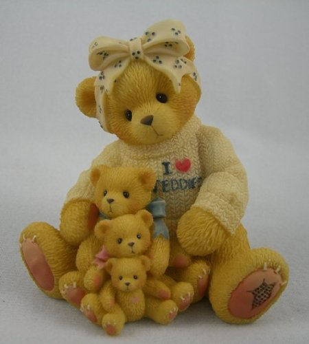 Cherished Teddies 1998 If A Mom's Love Comes