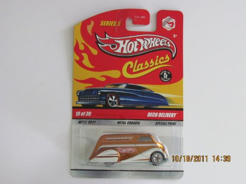 Hot Wheels 2009 CLASSICS SERIES 5 DECO DELIVERY #19/30