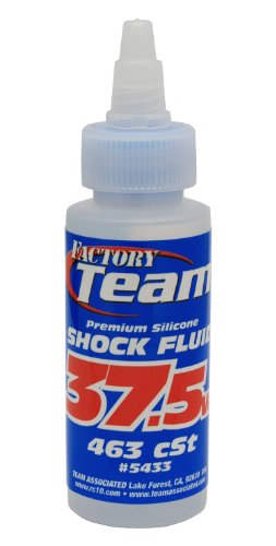 Team Associated 5433 37.5 Weight Silicone Shock Fluid - 1