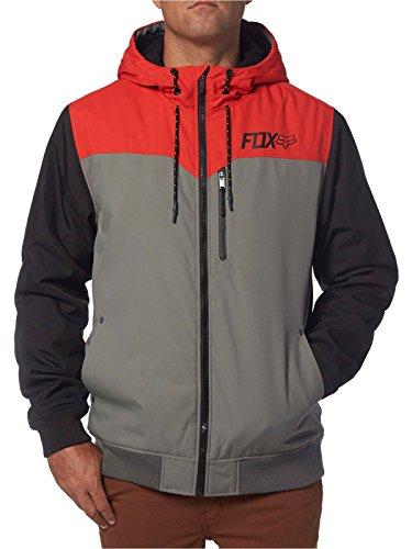giacca-fox-cylinder-graphite-s-grigio