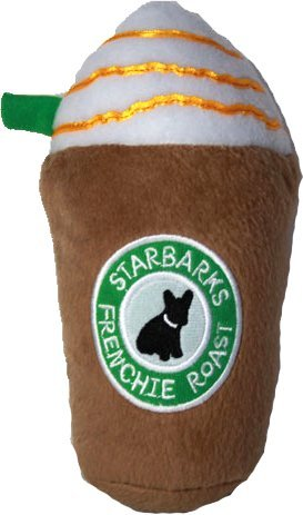Starbarks Plush Dog Toy