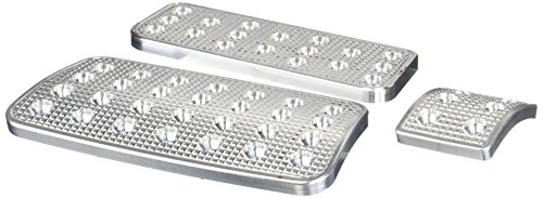 Putco 932180 Track Design Solid Billet Liquid Pedal (2008 Silverado Gas Pedal compare prices)