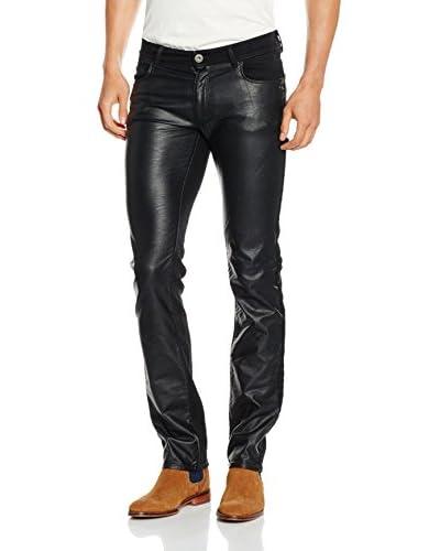 Trussardi Jeans Vaquero Negro