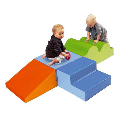 Wesco Wesco Tiny Tot Module Mini Crossing Kit, Multi, Foam front-935100