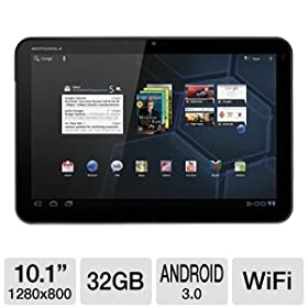 Motorola XOOM 32GB Wi-Fi Internet Tablet