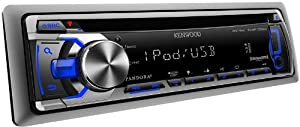 Kenwood KMR355 50-Watts Marine MP3/CD Player