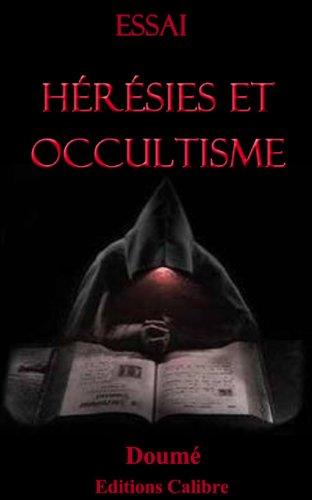 Couverture du livre Hérésies et Occultisme (Essai)