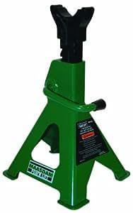Maasdam MPL4124 Jack Stand Pair, 3 Ton, Green